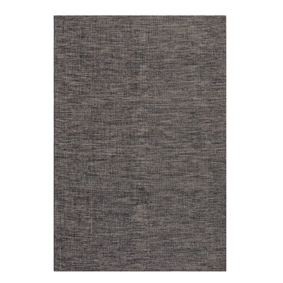 Saray II Handwoven Wool Brown Area Rug Rug Size: Rectangle 53 x 77