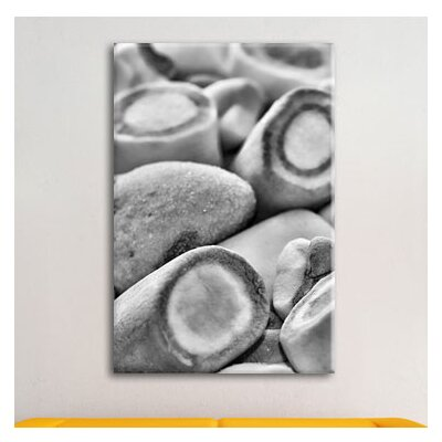 Sweets Photographic Print on Canvas in Monochrome
