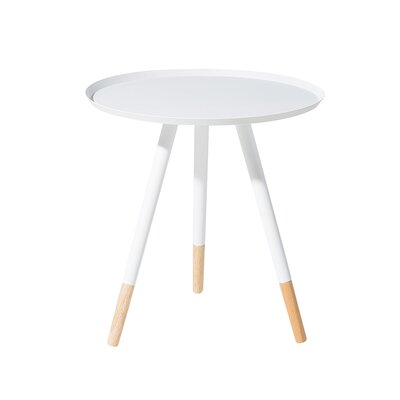 Jamie Coffee Table Color: White