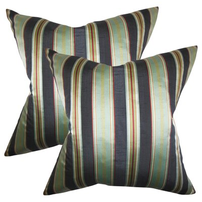 Clothier Stripes Throw Pillow