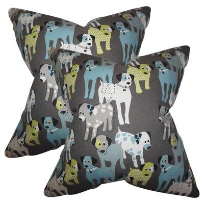 Gofried Animal Print Cotton Throw Pillow