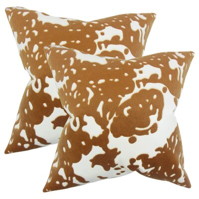 Karstens Graphic Throw Pillow