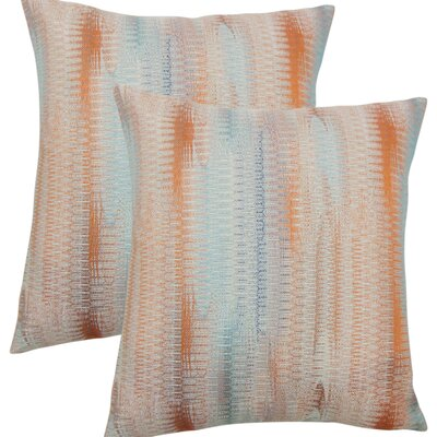 Wimbley Throw Pillow Color: Harvest