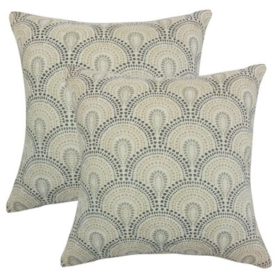 Maliah Geometric Throw Pillow