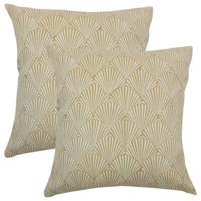 Dredgers Coastal Throw Pillow
