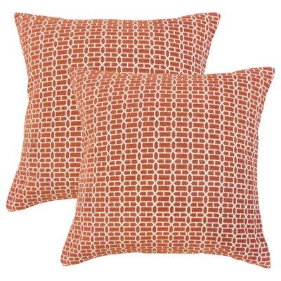 Packer Geometric Throw Pillow