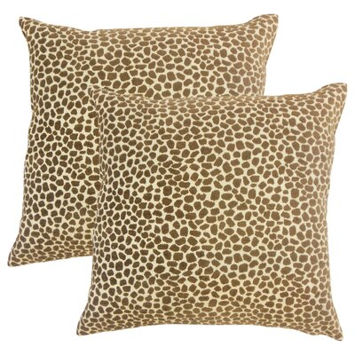 Pinolino Animal Print Throw Pillow