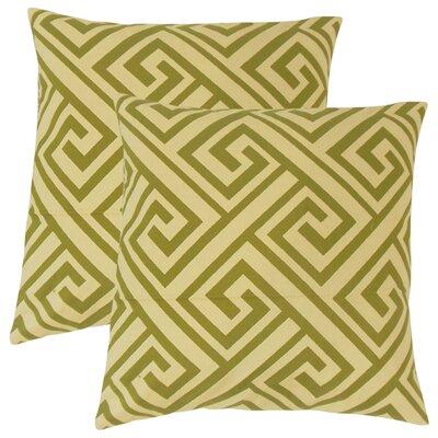 Weert Geometric Throw Pillow