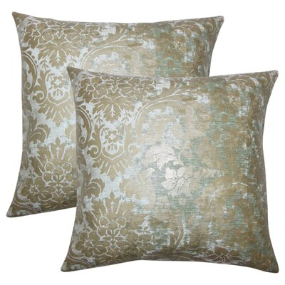 Kroh Damask Throw Pillow