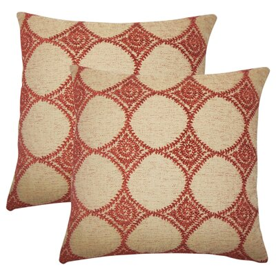 Portillo Geometric Throw Pillow