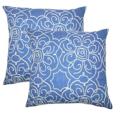 Normand Linen Throw Pillow
