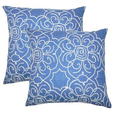Normand Linen Throw Pillow