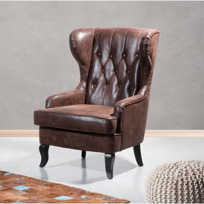 Adams Wingback Chair