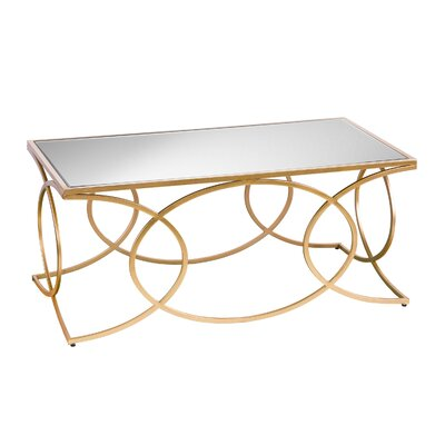Dunlin Geometric Coffee Table