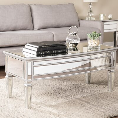 Eloise Mirrored Coffee Table