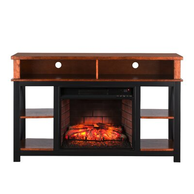 Parkville Infrared 52 TV Stand with Fireplace