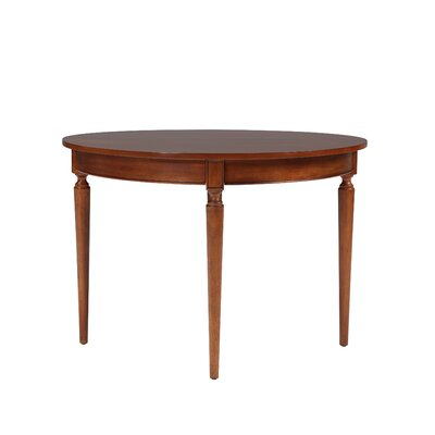 Austell Convertible Dining Table Color: Dark Sienna