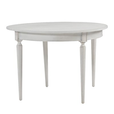 Austell Convertible Dining Table Color: White