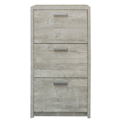 18 Pair Shoe Storage Cabinet.