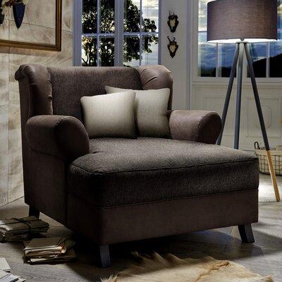 Ohrensessel Hudson | Wohnzimmer > Sessel > Ohrensessel | Holzwerkstoff | Hazelwood Home