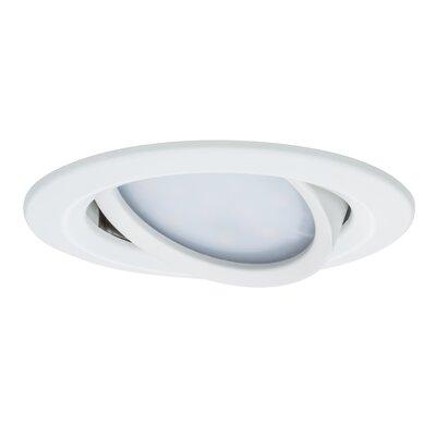 84 cm LED Einbaustrahler Slim Coins   Lampen > Strahler und Systeme > Einbaustrahler   Metall - Aluminium   Paulmann