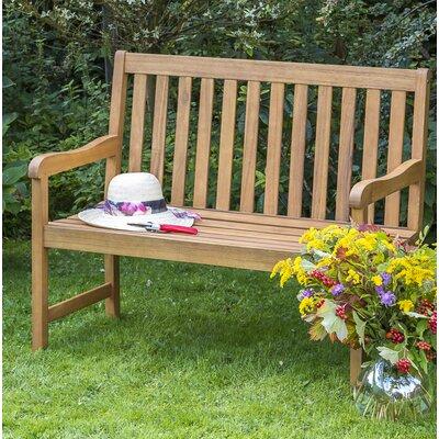 Gartenbank aus Massivholz | Garten > Gartenmöbel > Gartenbänke | Naturalbrown | Massivholz - Rattan | Lynton Garden