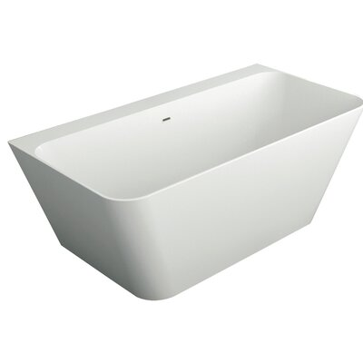 Glenwood 67 x 32 Freestanding Soaking Bathtub