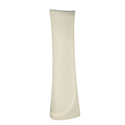 Madison Vitreous China Pedestal Leg Finish: Biscuit