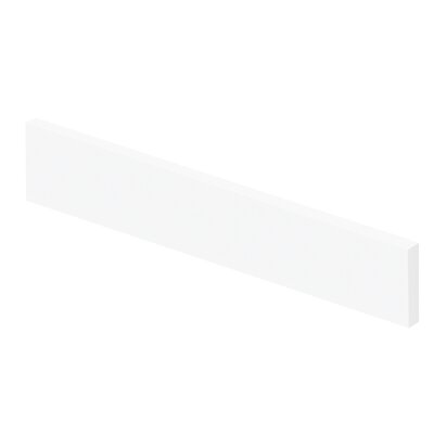 Bathroom Vanity Top Right-Hand Side Splash Finish: Nano Crystal