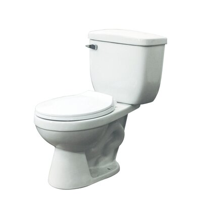 Madison 1.28 GPF Elongated Two-Piece Toilet