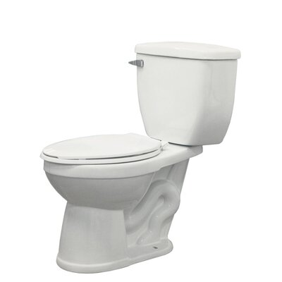 McKinley 1.28 GPF Elongated Two-Piece Toilet