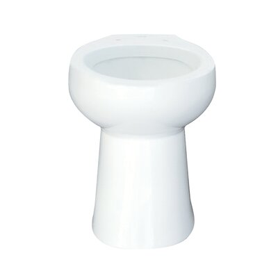 Harrison Round Toilet Finish: White