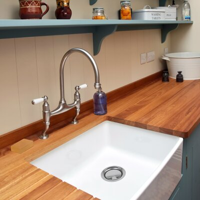 Logan 24 x 19 Farmhouse Kitchen Sink