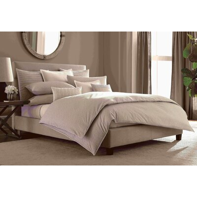 Ascot 3 Piece Reversible Comforter Set Size: Queen