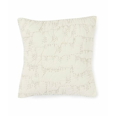 Mirage Stitch Cotton Euro Sham
