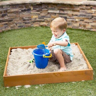 Spot Square Sandbox