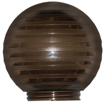 Universal Fit Replacement Globe Color: Bromze