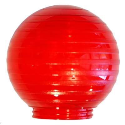 Universal Fit Replacement Globe Color: Red