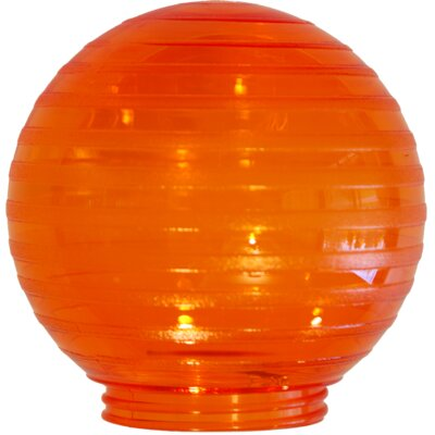 Universal Fit Replacement Globe Color: Orange