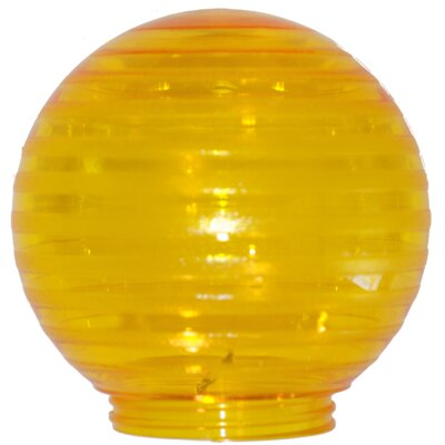 Universal Fit Replacement Globe Color: Yellow