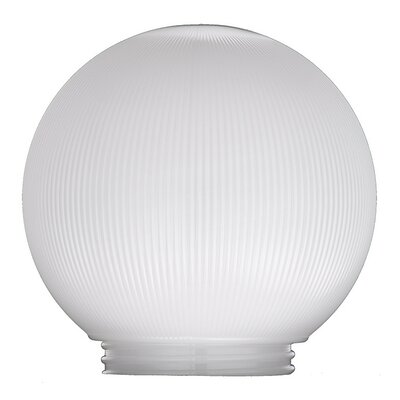 Universal Fit Replacement Globe Color: White