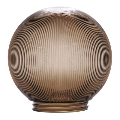 Universal Fit Replacement Globe Color: Bronze