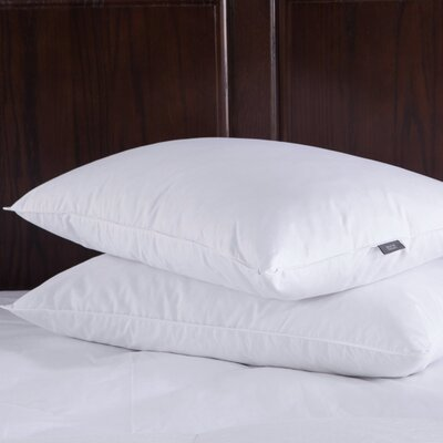 Down and Feathers Pillow Size: Standard