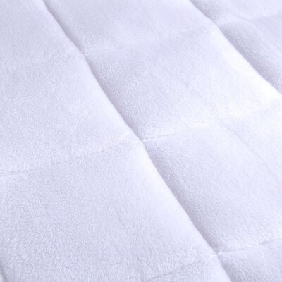 2 Down alternative Mattress Pad Size: Full