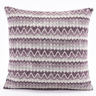 Throw Pillow Cover Color: Purple