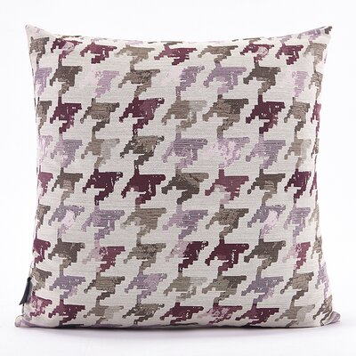 Throw Pillow Cover Color: Gray/Yellow