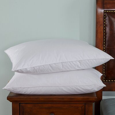 Feather Pillow Size: King