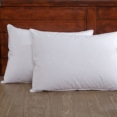 Down Pillow Size: Standard/Queen