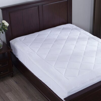 15 Down alternative Mattress Pad Bed Size: Twin
