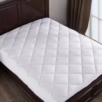 Down Alternative Mattress Pad Size: Full